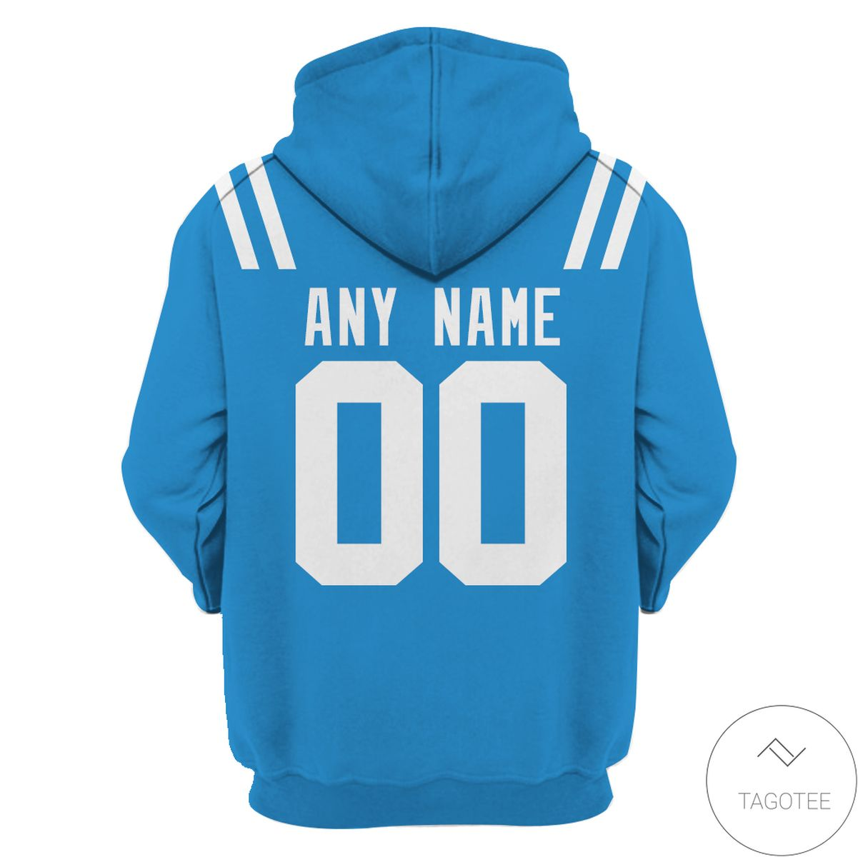 POD Personalized Ole Miss Branded Team Unisex 3d Hoodie