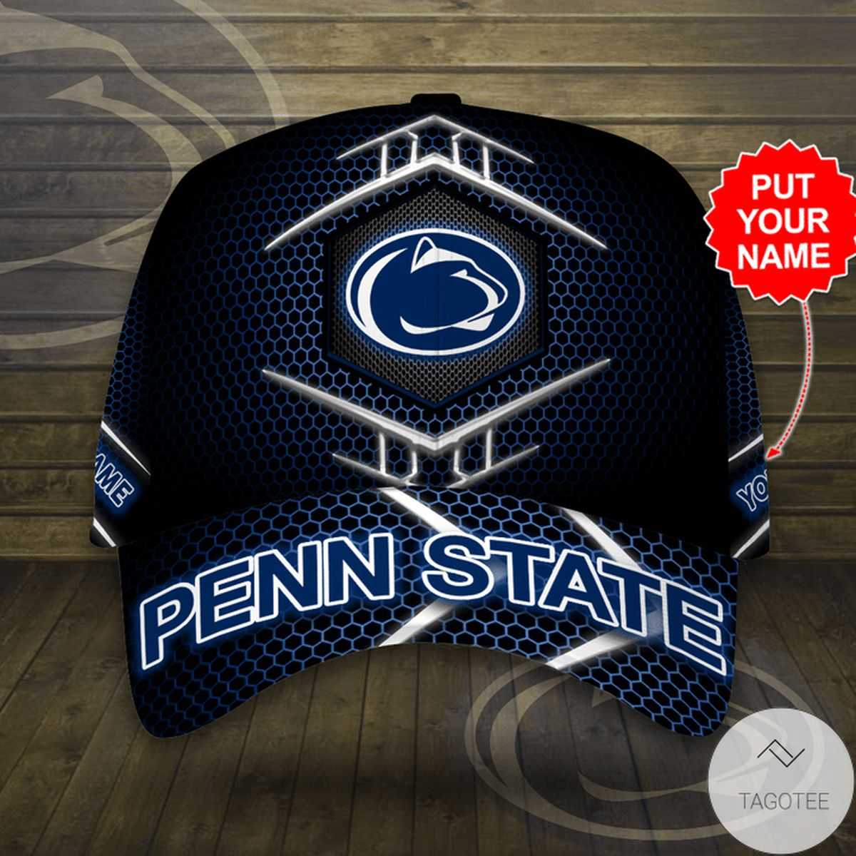 Only For Fan Personalized Penn State Cap