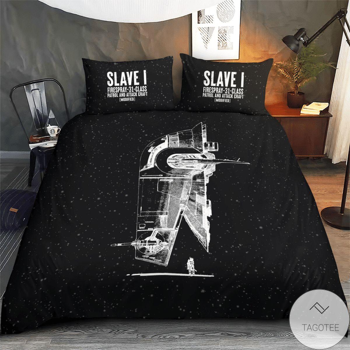 Star Wars Slave Bedding Set