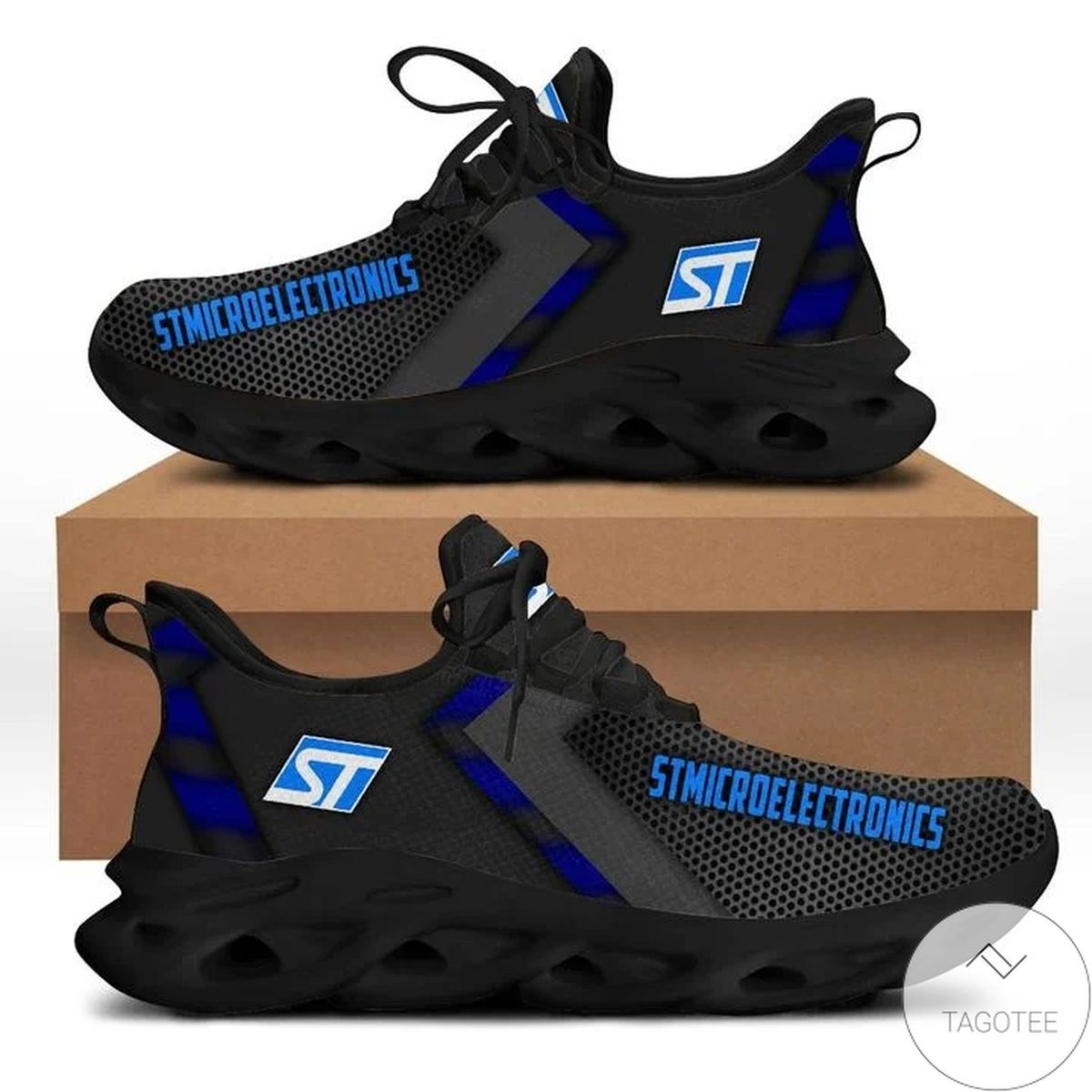 Real Stmicroelectronics Max Soul Shoes