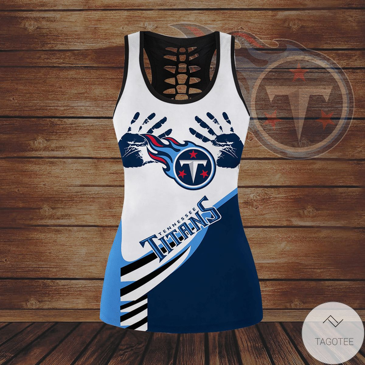 Where To Buy Tennessee Titans Hallow Tank Top And Leggings