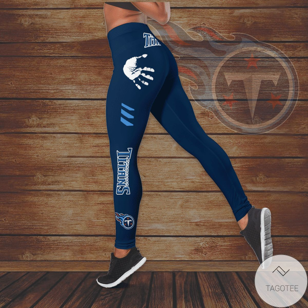 Review Tennessee Titans Hallow Tank Top And Leggings