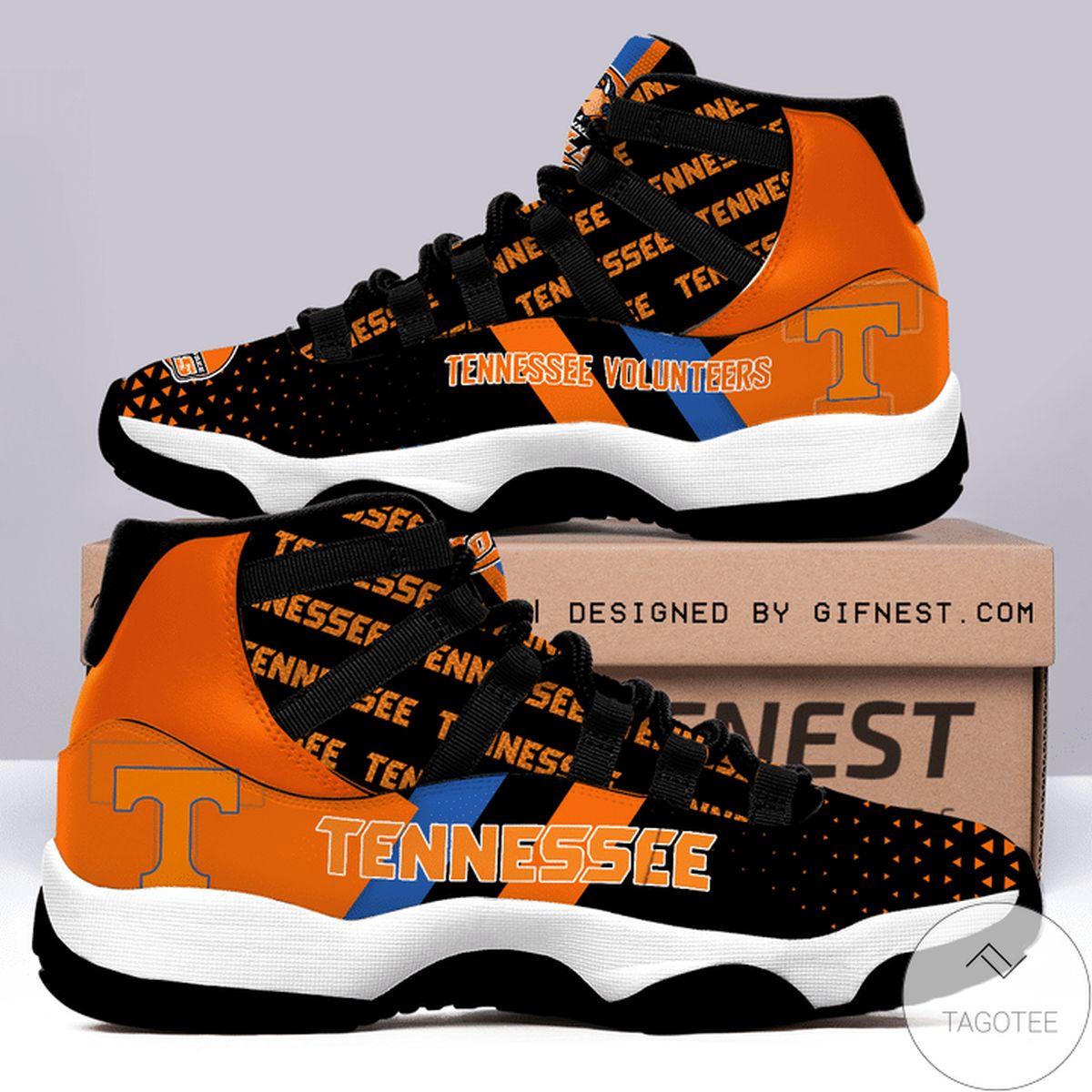 Review Tennessee Volunteers Air Jordan 11 Shoes