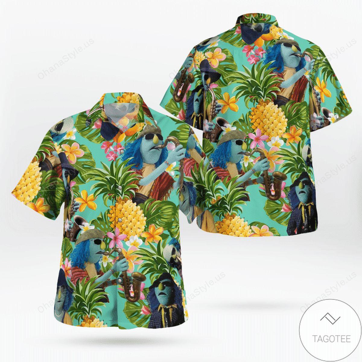 Tropical Zoot Hawaiian Shirt
