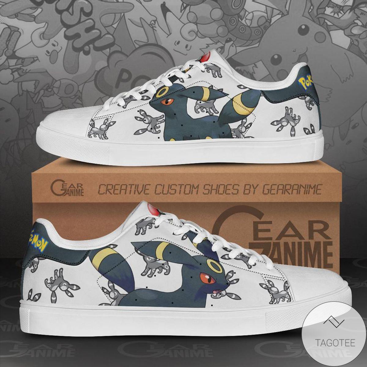 Umbreon Pokemon Stan Smith Shoes