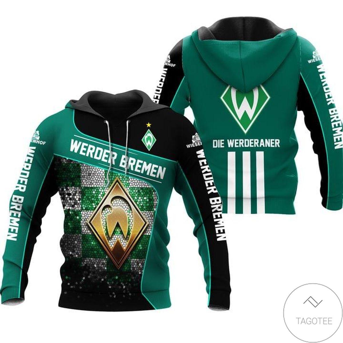 Werder Bremen Logo Hoodie