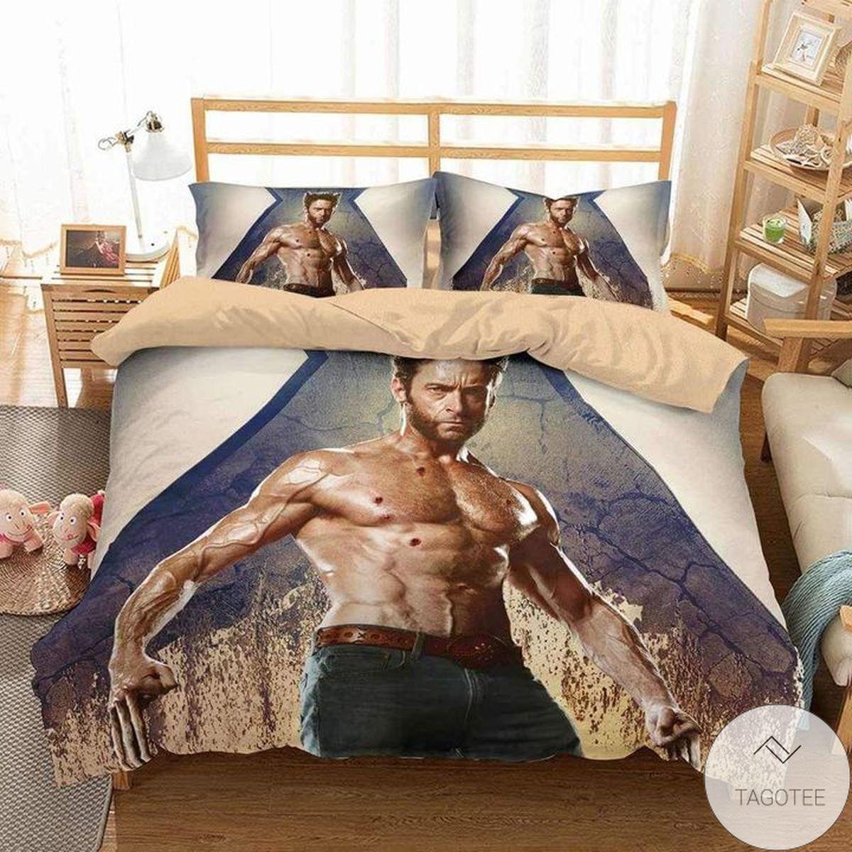 Wolverine Bedding Set