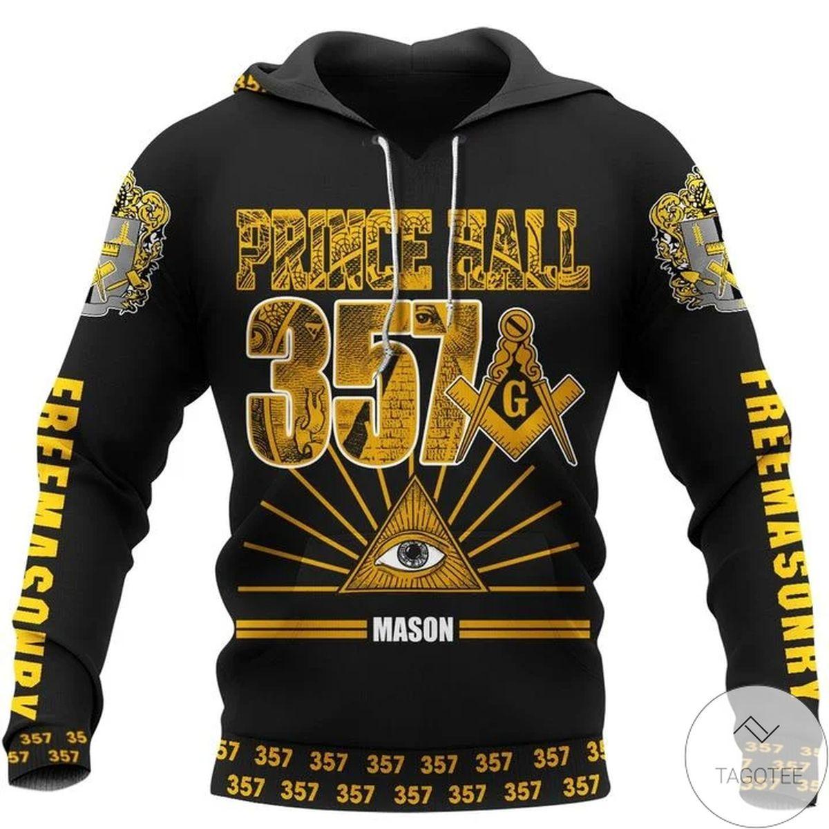 Amazing Worldwide Brotherhood Prince Hall 35 Hoodie